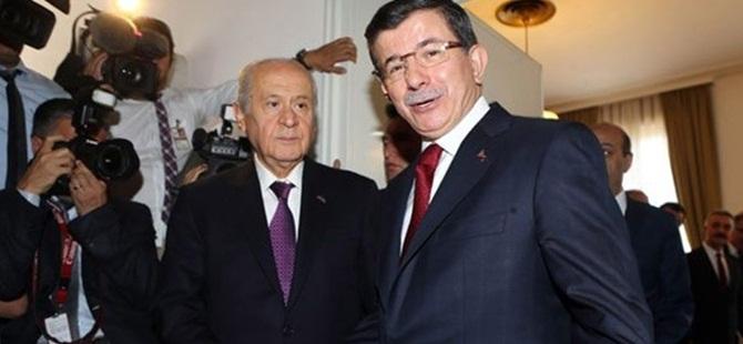 """""""MHP Koalisyonda Yer Almak İstemediğini Söyledi"""""""