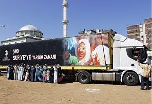 İzmir Halkından Suriye Halkına İnsanî Yardım