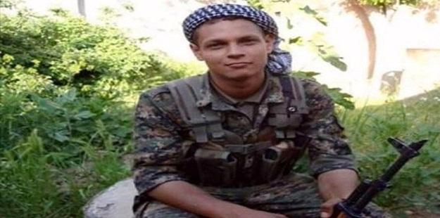 YPG'nin Alman Militanı Öldürüldü