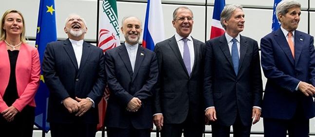 Batılı Ülkeler İran'la Ticarete Cevaz Verdi