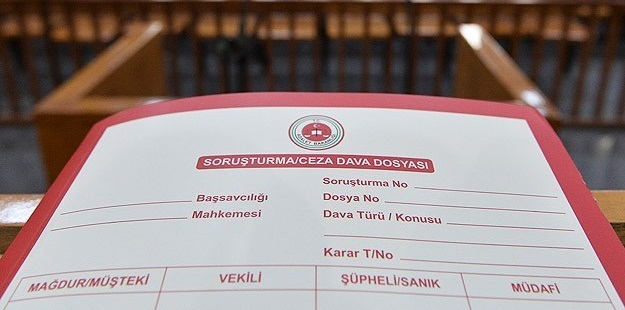 PKK Örgütüne Malzeme Taşıyanlara Hapis İstemi