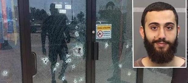 ABD'de Askeri Merkezlere Silahlı Saldırı