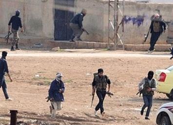 Esed, PYD ve ABD Haseke'de IŞİD'e Karşı