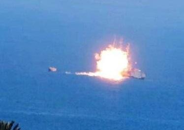 IŞİD İlk Kez Savaş Gemisi Vurdu!