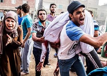 Mısır'da Darbecilerden Kanlı Müdahale: 5 Şehit