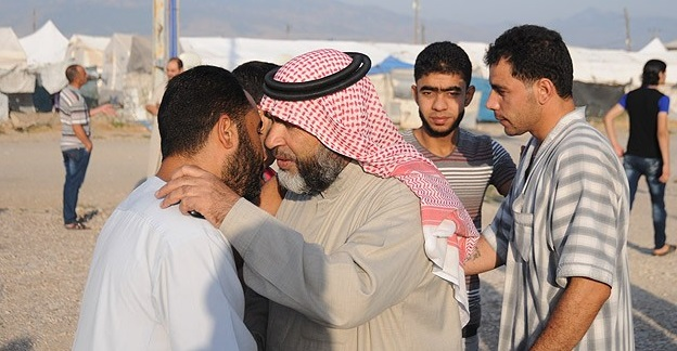 Suriyeli Mültecilerin Buruk Bayramı