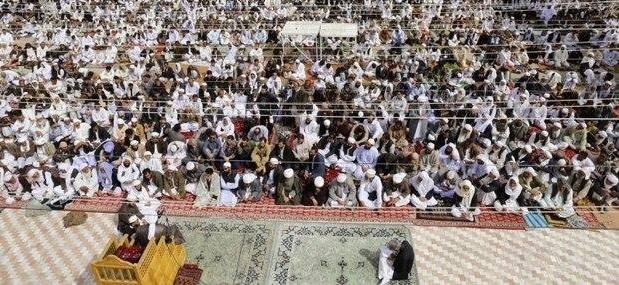 İranlı Sünnilere Şii Bayramı Baskısı