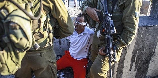 İşgal Devleti İsrail 6 Filistinliyi Tutukladı