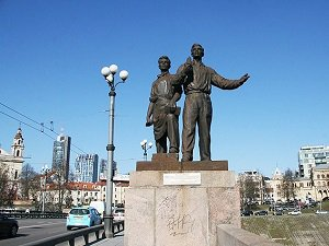 Litvanya'dan Heykel Kararı