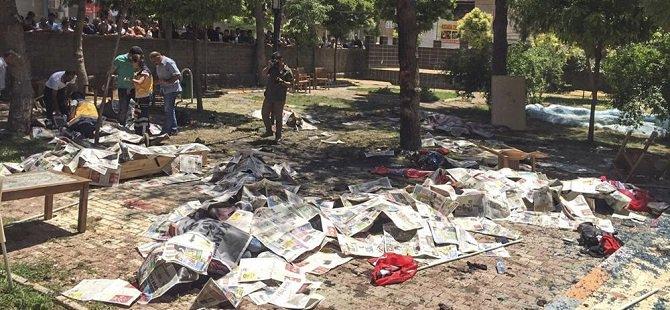 İçişleri Bakanlığı: 27 Ölü, 100'e Yakın Yaralı Var