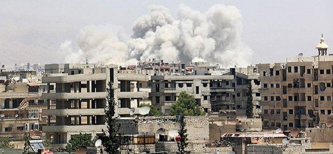Şam'da Vakum Bombalı Saldırı
