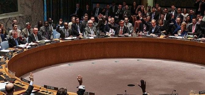 BM Güvenlik Konseyi 'Nükleer Anlaşma'yı Onayladı
