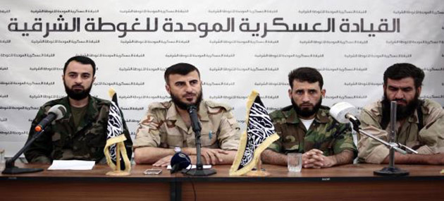 İslam Ordusu İle Nusra Arasında Barış Anlaşması