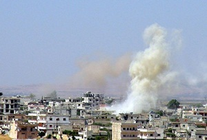 Halk Katili Esed Güçleri Menbic'te 26 Sivili Katletti