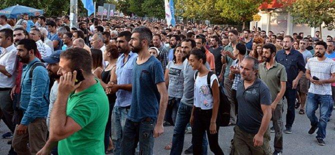 Şanlıurfa'da Miting ve Yürüyüş Yasağı Kararı Kaldırıldı