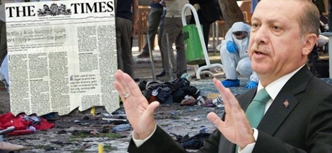 The Times Yine Hadsizlik Etti