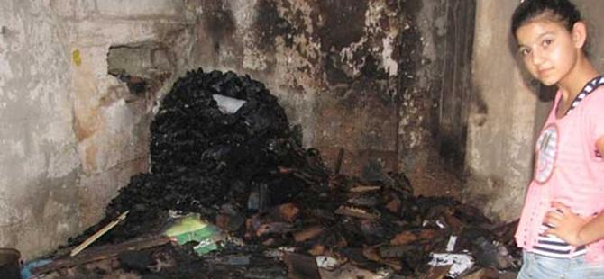 Suriyeli Muhacirlerin Kaldığı 3 Eve Molotoflu Saldırı!