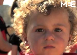 İdlib Mezarlığına Yansıyan Bayram Hüznü