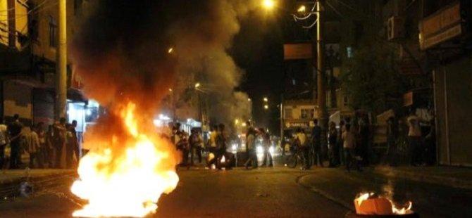 Suruç'taki Saldırı Sonrası Gösterilerin Bilançosu