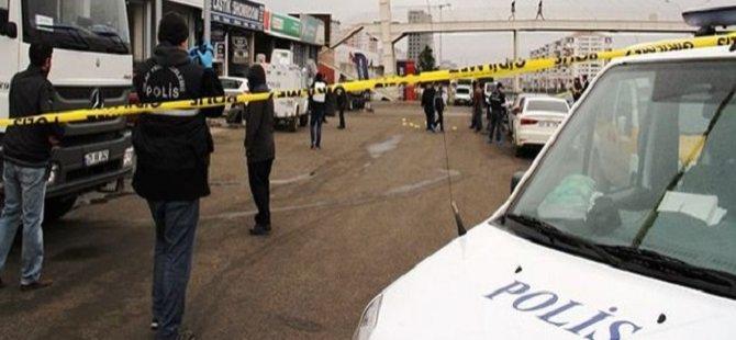 Diyarbakır'da Polise Saldırı: 1 Ölü