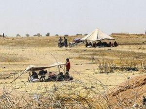 PYD'nin Rakka'da Göç Baskısı