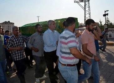 Ethem Türkben'in Cenazesi Siverek'te Toprağa Verildi