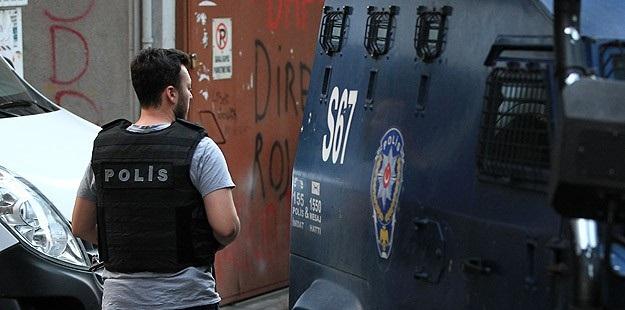 İstanbul'da 5 Bin Polisle Hava Destekli Operasyonlar