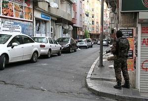 Tunceli, Erzincan ve Hakkâri'de Operasyon