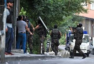 Ankara, Şanlıurfa, Bursa, Iğdır ve Antalya'da Operasyon