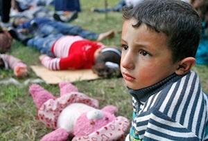 """Gazze Halkı """"Travma Sonrası Stres Bozukluğu"""" Yaşıyor"""