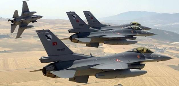 PKK Kamplarına 3 Yıl Sonra Bomba Yağmuru