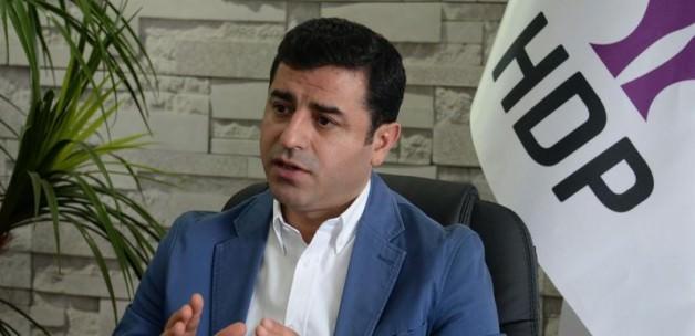 """HDP'li Demirtaş'tan PKK'ya """"Özür Dile"""" Çağrısı"""