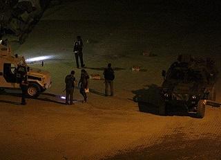 İdil İlçe Emniyet Müdürlüğü'ne PKK Saldırısı!