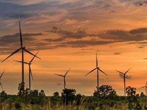 Avrupa Enerjisinin Yüzde 8'i Rüzgârdan