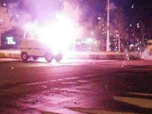 Batman'da PKK/HDP'li Saldırganlar Polise Saldırdı