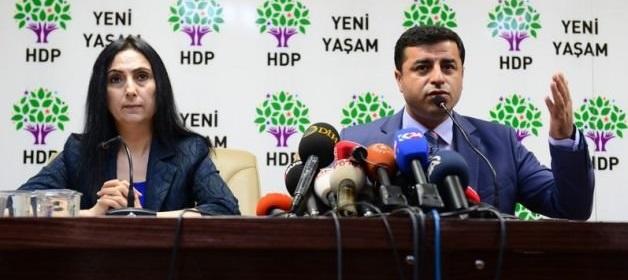 HDP'de Gerilim ve Hesaplaşma
