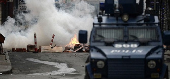 Okmeydanı'nda Polise Silahlı Saldırı: 4 Yaralı