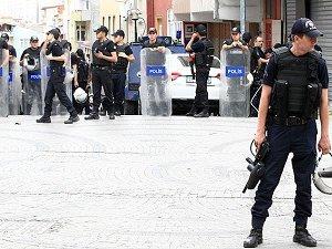 IŞİD, PKK ve DHKP-C Operasyonlarında 1302 Kişiye Gözaltı
