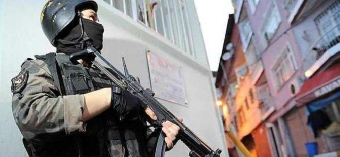 Erzurum'da Polise Silahlı Saldırı Düzenlendi