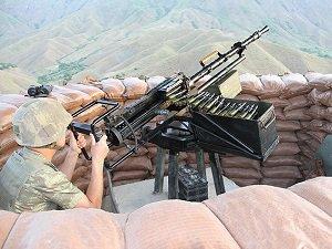 PKK Askeri Üs Bölgelerine Saldırdı