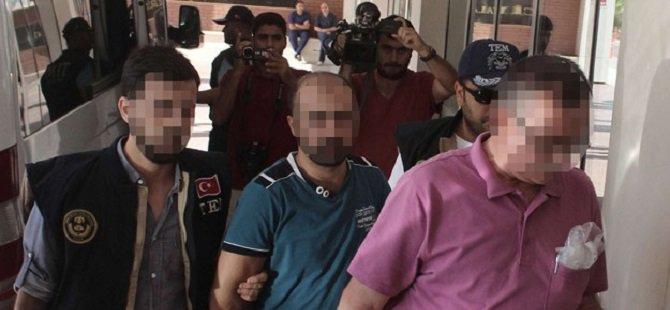 Ceylanpınar'da Gözaltına Alınan 6 Zanlıdan 3'ü Tutuklandı