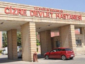 Cizre'de Hastaneye Silahlı Saldırı Düzenlendi