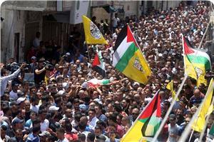 Kudüs Şehidi Tekbirlerle Toprağa Verildi