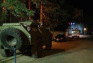 PKK'lılar Siirt ve Van'da Tâciz Ateşi Açtı!