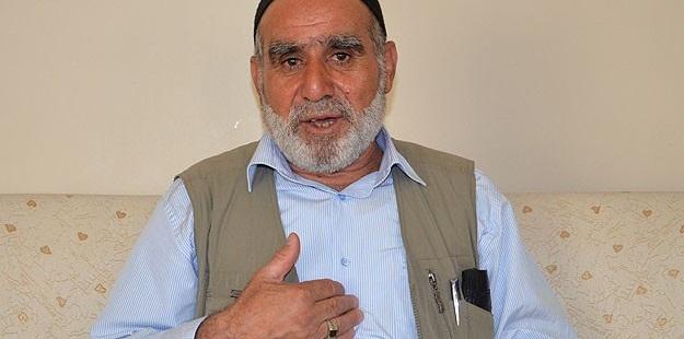 Şehid Babası Mehmet Amcadan HDP/PKK'ye Tepki
