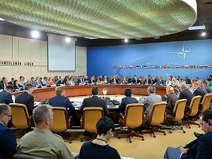 NATO PKK Saldırılarıyla İlgili Toplandı