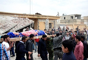 IŞİD, Suriyeli Direnişçilere Canlı Bomba Saldırısı Düzenledi!