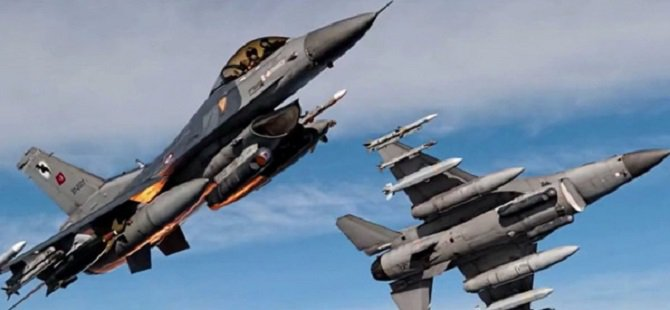 Kandil Dahil PKK Örgütünün 6 Kampı Vuruldu
