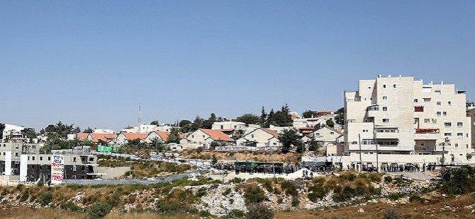 İsrail İşgal Altındaki Topraklarda 2 Bin Konut Yapacak