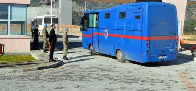 Cezaevindeki Koruma Taburuna Silahlı Saldırı